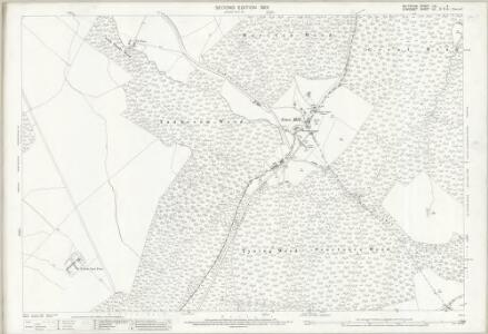 Wiltshire LVI.4 (includes: Maiden Bradley with Yarnfield; Trudoxhill; Witham Friary) - 25 Inch Map