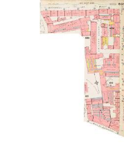 Insurance Plan of Glasgow Vol. III: sheet 60-2