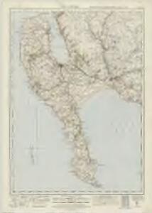 Stranraer (90) - OS One-Inch map