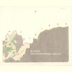 Frankstadt - m2079-2-004 - Kaiserpflichtexemplar der Landkarten des stabilen Katasters