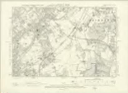 London XV.SE - OS Six-Inch Map