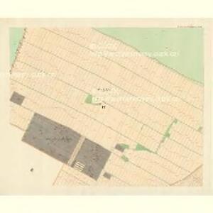 Zischkow (Zischkowe) - m1882-1-008 - Kaiserpflichtexemplar der Landkarten des stabilen Katasters