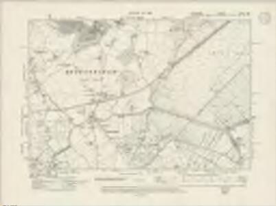 Flintshire XXVI.SW - OS Six-Inch Map