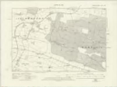 Durham XLVII.NW - OS Six-Inch Map