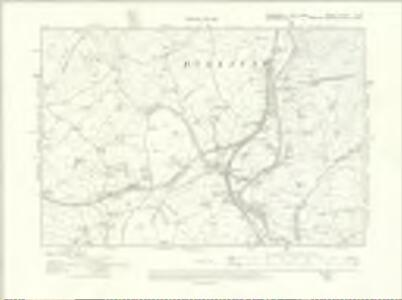 Yorkshire XLVIII.NW - OS Six-Inch Map