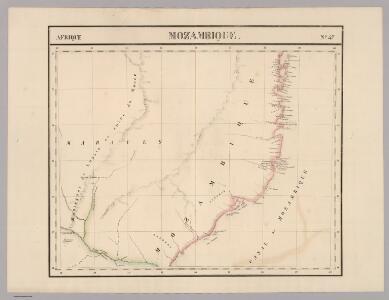 Mozambique. Afrique 47.