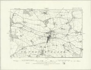 Cornwall XXXII.SW - OS Six-Inch Map
