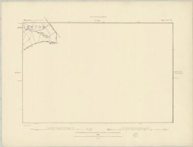 Shropshire LX.NW - OS Six-Inch Map