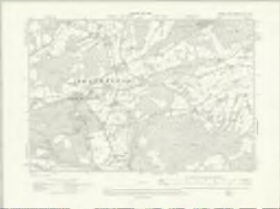 Sussex XLIII.NW - OS Six-Inch Map