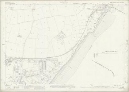 Essex (New Series 1913-) nXL.13 & 14 (includes: Frinton and Walton) - 25 Inch Map