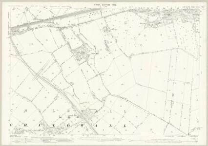 Lancashire CVII.13 (includes: Huyton With Roby; Liverpool) - 25 Inch Map