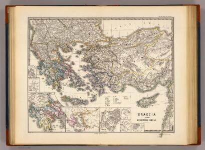 Graecia tempore migrationis doricae.