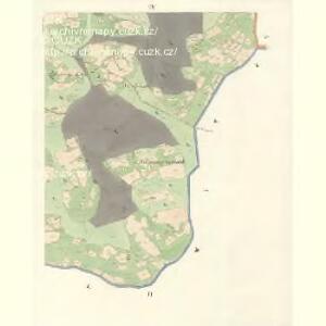 Solanetz (Solanetz) - m2815-1-008 - Kaiserpflichtexemplar der Landkarten des stabilen Katasters