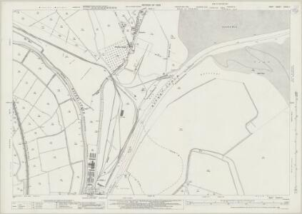 Kent XXXVII.11 (includes: Ash; Minster; Ramsgate; Sandwich; Worth) - 25 Inch Map