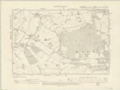 Shropshire X.NW - OS Six-Inch Map