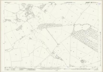Staffordshire XXII.10 (includes: Mucklestone; Norton In Hales; Tyrley) - 25 Inch Map