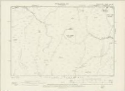 Denbighshire XVII.SW - OS Six-Inch Map