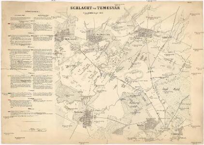 Schlacht von Temesvár am 9. August 1849