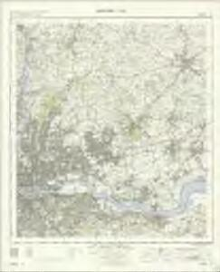 London N.E. - OS One-Inch Map