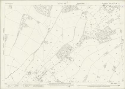 Hertfordshire XXXIII.14 (includes: Ashley Green; Bovingdon; Hemel Hempstead) - 25 Inch Map