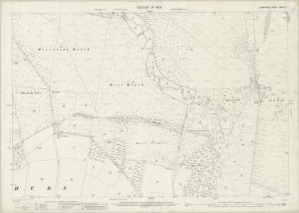 Hampshire and Isle of Wight LXXVIII.10 (includes: Hurn; Sopley) - 25 Inch Map