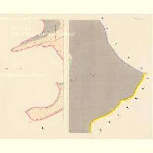 Neugedein (Nowakdyne) - c3085-1-001 - Kaiserpflichtexemplar der Landkarten des stabilen Katasters