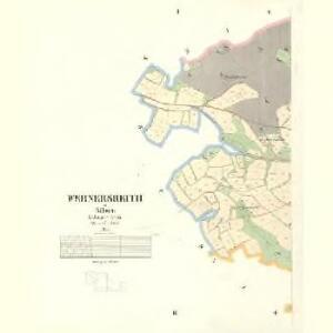 Wernersreith - c8486-1-001 - Kaiserpflichtexemplar der Landkarten des stabilen Katasters