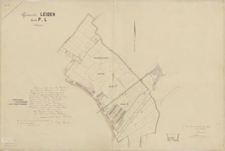 Polder Marendijk, gemeente Oegstgeest en Leiden.