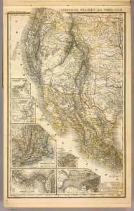 Vereinigte Staaten von NordAmer(ika, nebst Mexico und Centralamerika, West)