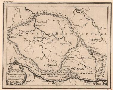 Avstria Antiqva Transdanvbiana Germano-Marcomanica