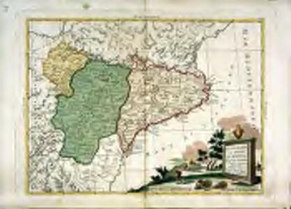 La Catalogna li regni di Aragona, ed Alta Navarra