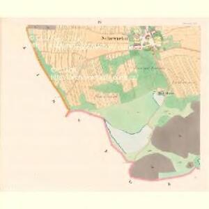 Schewietin - c7721-1-004 - Kaiserpflichtexemplar der Landkarten des stabilen Katasters