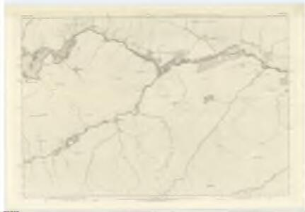 Inverness-shire (Mainland), Sheet XCV - OS 6 Inch map