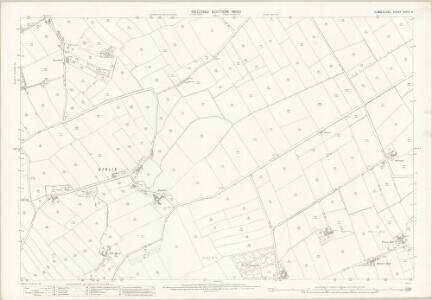 Cumberland XXVIII.5 (includes: Holme Abbey) - 25 Inch Map