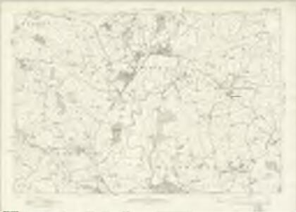 Derbyshire XLVII - OS Six-Inch Map