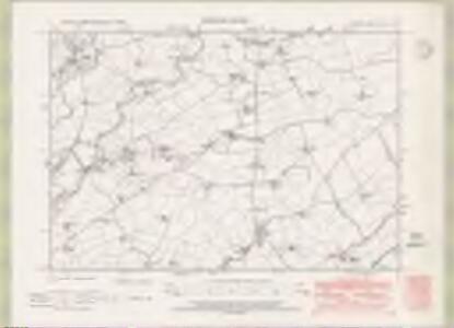 Ayrshire Sheet XVIII.NE - OS 6 Inch map