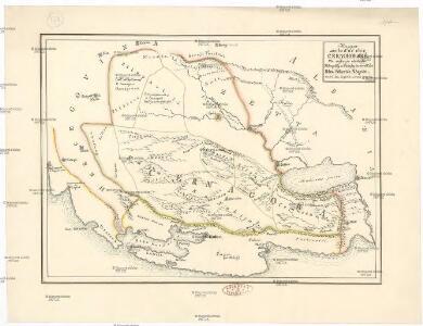 Mappa swobodné obce Černohorské
