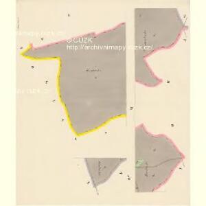Wellana - c3079-1-002 - Kaiserpflichtexemplar der Landkarten des stabilen Katasters