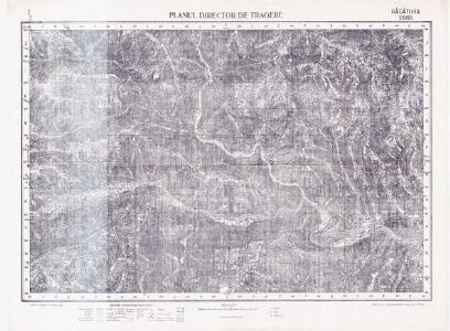 Lambert-Cholesky sheet 2665 (Săcătura)