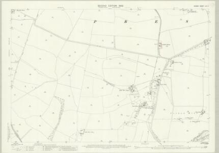 Dorset LIII.3 (includes: Bincombe; Weymouth) - 25 Inch Map