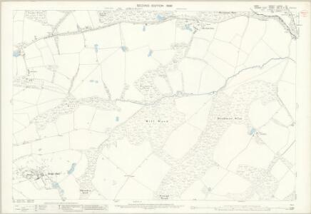 Kent LXXVIII.10 (includes: Salehurst) - 25 Inch Map
