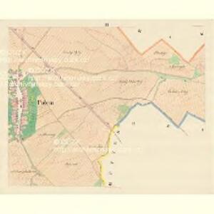 Polein (Polanin) - m2218-1-003 - Kaiserpflichtexemplar der Landkarten des stabilen Katasters