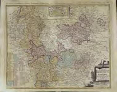 Die Fürstenthümer Grubenhagen, Calenberg, Wolfenbütel und Blankenburg, welche den südlichen Theil der chur- und fürstl. braunschweig-lüneburgi[schen] Reichsländer begreifen