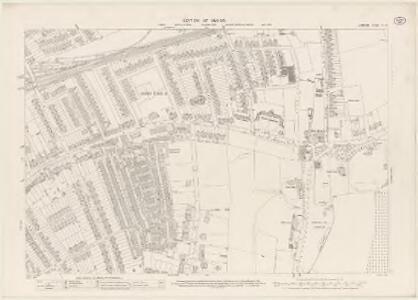 London X.51 - OS London Town Plan