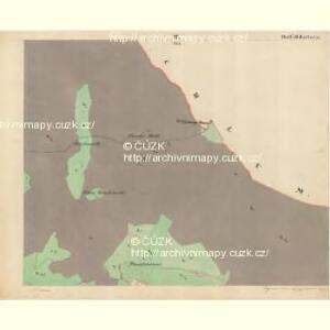 Weichseln - c8980-1-003 - Kaiserpflichtexemplar der Landkarten des stabilen Katasters