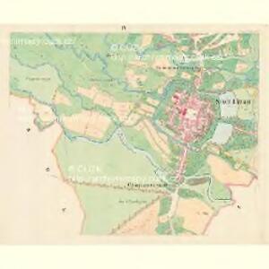 Littau (Litowel) - m1596-1-003 - Kaiserpflichtexemplar der Landkarten des stabilen Katasters