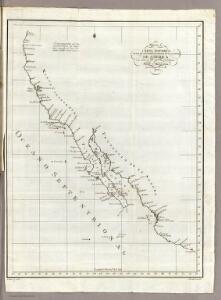 Carta Esferica de los Reconocimientos Hechos en la Costa N.O.